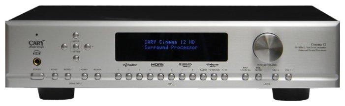 Cary Audio Cinema 12