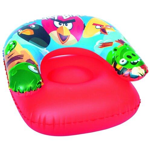 Надувное кресло Bestway Angry Birds (96106 BW) красный/голубой/зеленый/желтый