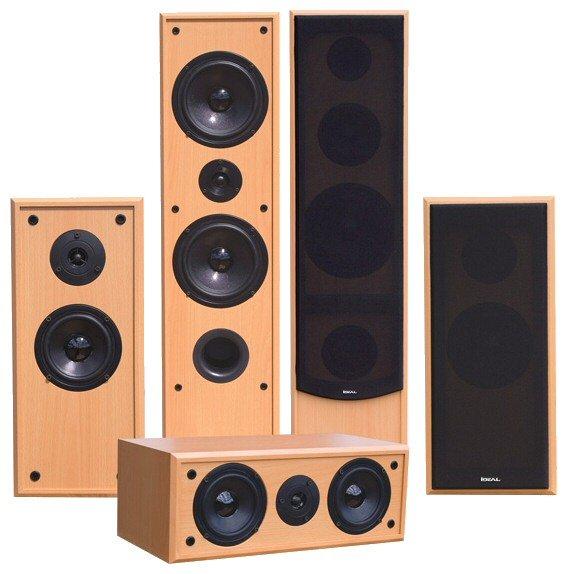 Комплект акустики Ideal-Audio HT-521