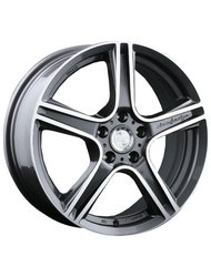 Racing Wheels H-315 7x17 PCD 5x100.0 ET 52 DIA 73.1 CH - фото 1