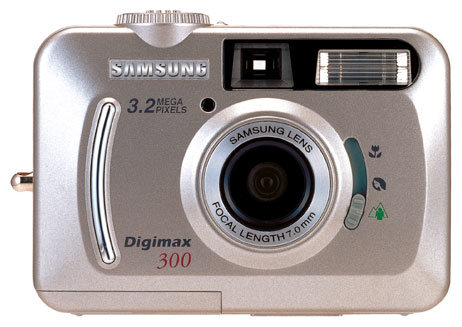 Фотоаппарат Samsung Digimax 300
