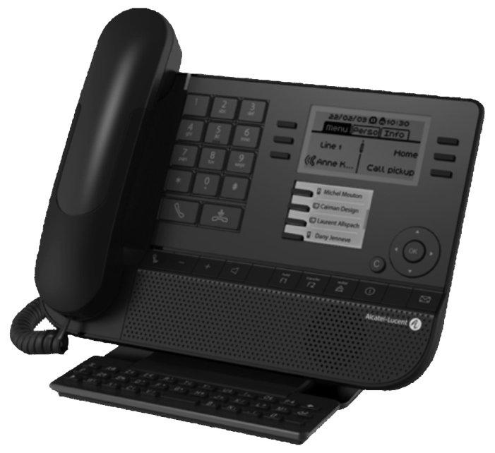 Alcatel VoIP-телефон Alcatel 8028