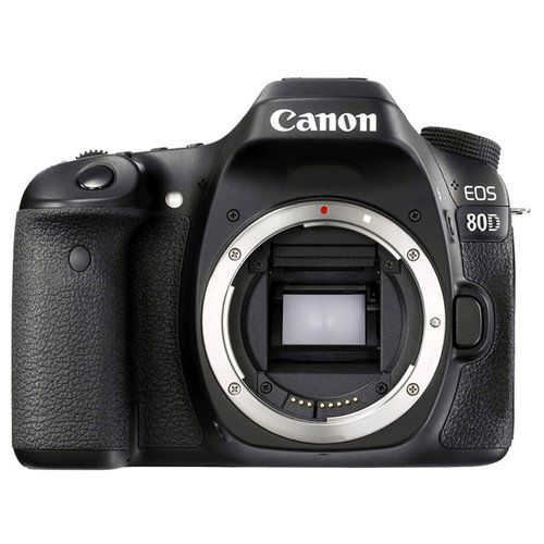 Фотоаппарат Canon EOS 80D Body early bird body