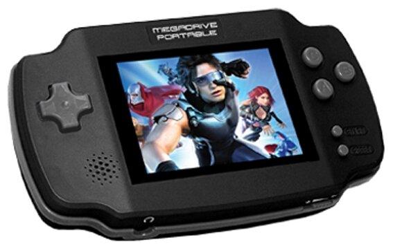 SEGA Игровая приставка SEGA MegaDrive Portable