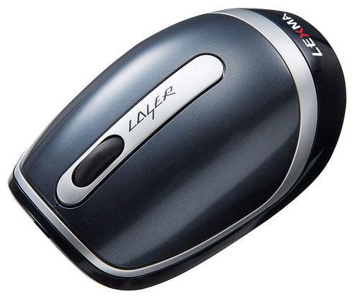 Мышь LEXMA M500 Mini Laser Black USB