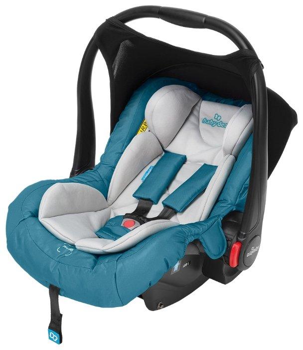 Автокресло группа 0+ (до 13 кг) Baby Design Leo