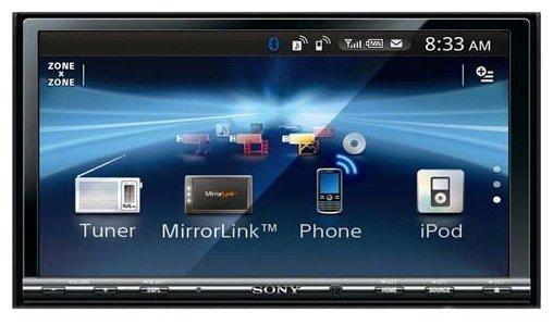 Автомагнитола Sony XAV-701BT