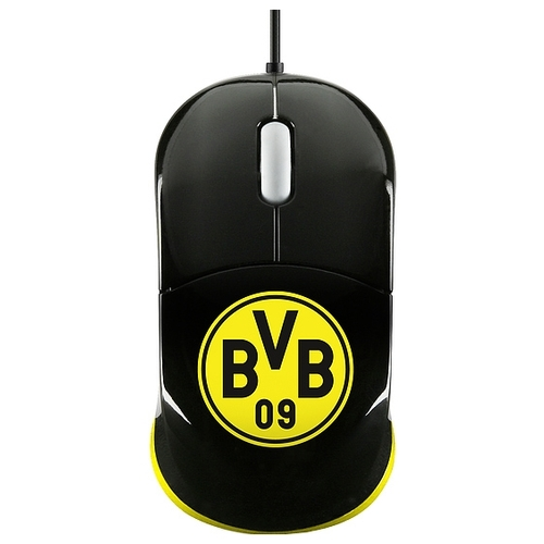 Мышь SPEEDLINK SNAPPY Mouse BVB Black-Yellow USB