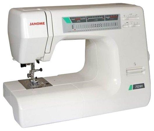 Janome Швейная машина Janome 7524A