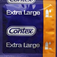 Презервативы Contex Extra Large 3 шт.
