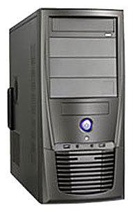 Компьютерный корпус Winsis Wb-10 350W Titanium