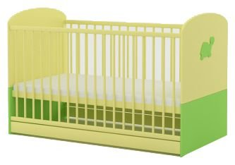 Кроватка Baggi Черепашка