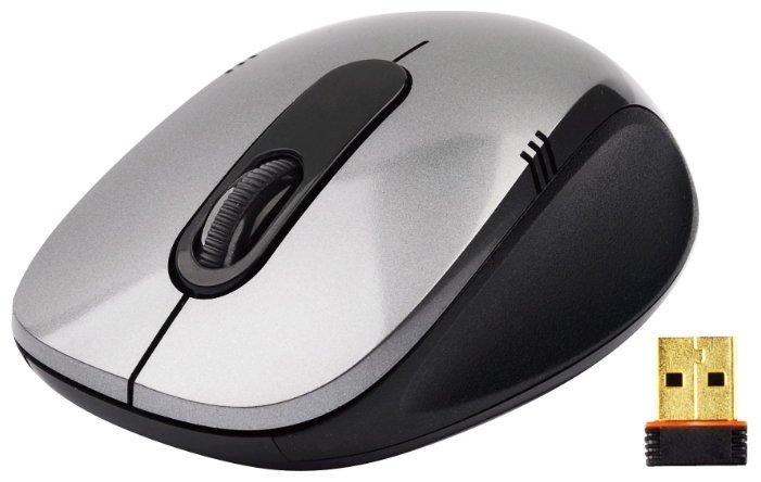 Мышь A4Tech G7-630N-1 Silver USB