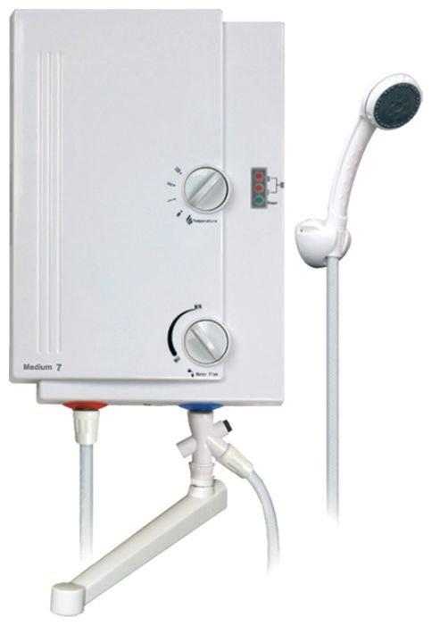 Проточный электрический водонагреватель Timberk WHM-7 OSC