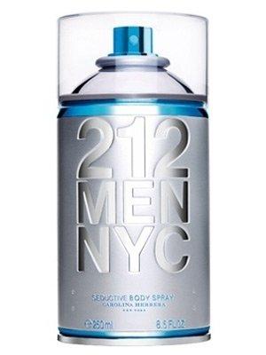 CAROLINA HERRERA 212 NYC Men