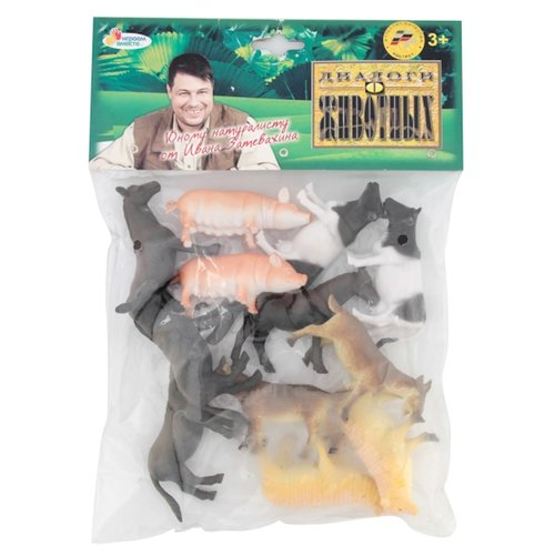 Купить Фигурки Играем вместе Диалоги о животных Домашние животные P9903X/12, Игровые наборы и фигурки
