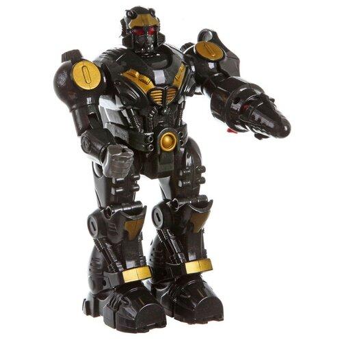 Купить Робот Zhorya Бласт ZYB-B1579-7 черный, Роботы и трансформеры