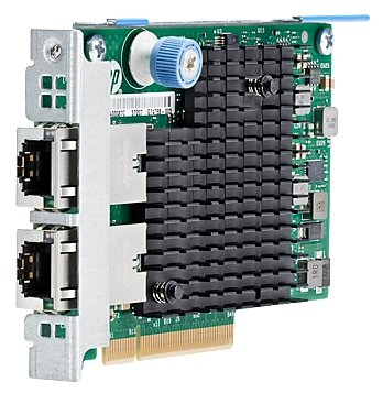 HP Ethernet 10Gb 2-port 561FLR-T FIO Adapter (700700-B21, 701525-001)