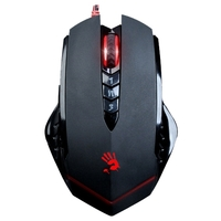 Мышь A4Tech Bloody V8 game mouse Black USB