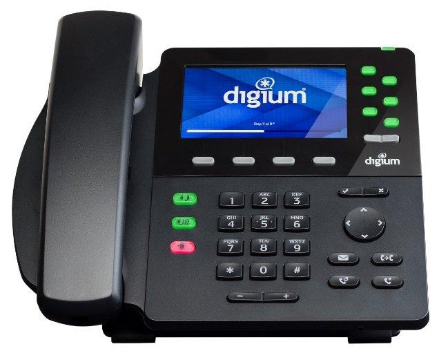 Digium VoIP-телефон Digium D65