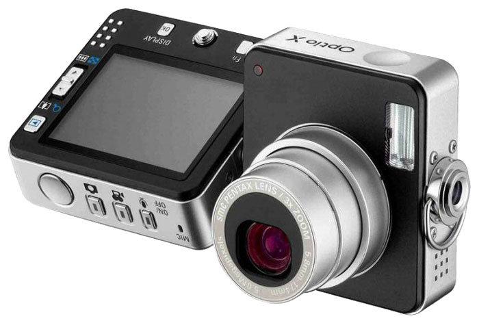 Фотоаппарат Pentax Optio X