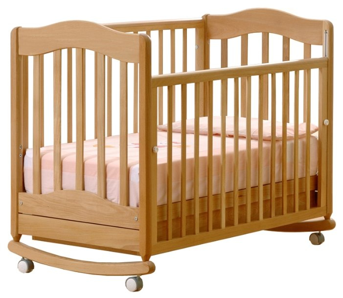 Кроватка Гандылян Ванечка К2002-22 (качалка)