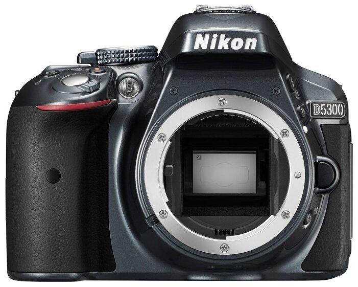 Nikon Зеркальный фотоаппарат Nikon D5300 Body