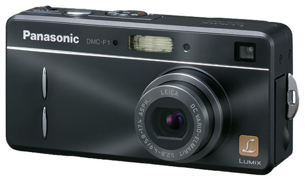 Фотоаппарат Panasonic Lumix DMC-F1
