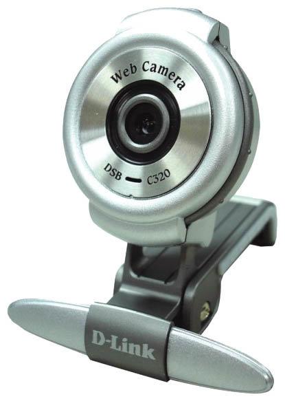 Веб-камера D-link DSB-C320