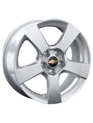 Диск Replay GN26 6,5x16/5x105 ЕТ39 D56,6 White - фото 1