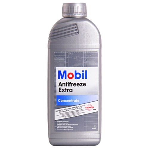 Антифриз MOBIL Antifreeze Extra 1 л антифриз mobil antifreeze extra 208 л
