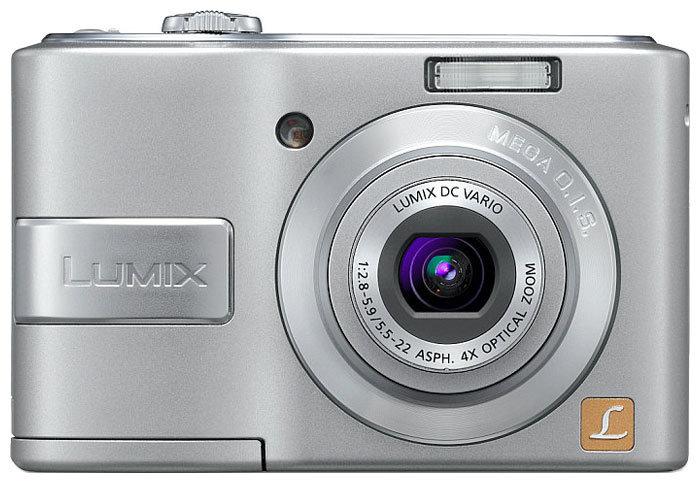Компактный фотоаппарат Panasonic Lumix DMC-LS85