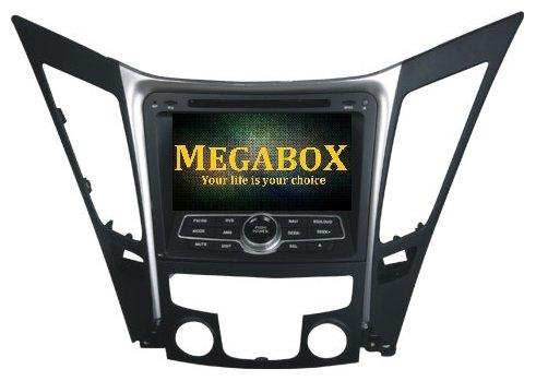 Автомагнитола Megabox Hyundai Sonata new CE6513