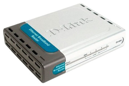 Маршрутизатор D-link DI-604