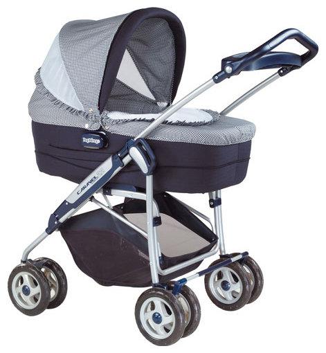 Коляска для новорожденных Peg-Perego Culla (шасси Caravel 22)