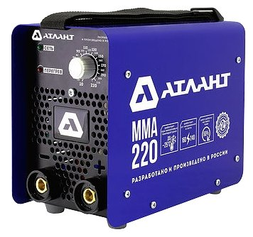 Сварочный аппарат Атлант ММА-220