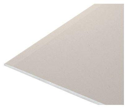 ГКЛ (гипсокартонный лист обычный Кнауф 1200х2500) 12,5 мм