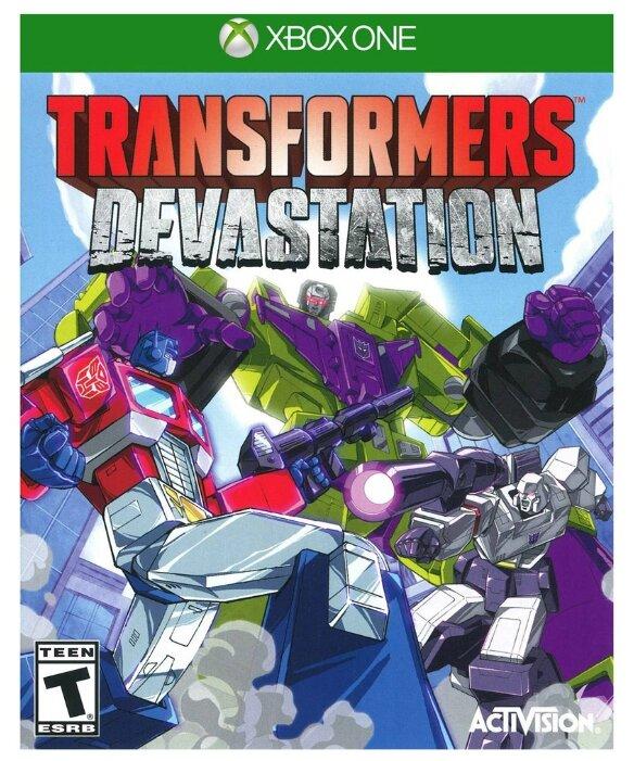 Activision Transformers: Devastation