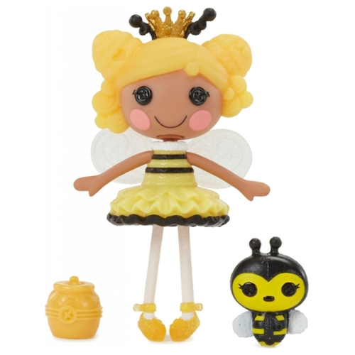 Кукла Lalaloopsy Mini Bug Collection Пчёлка 8 см 543886