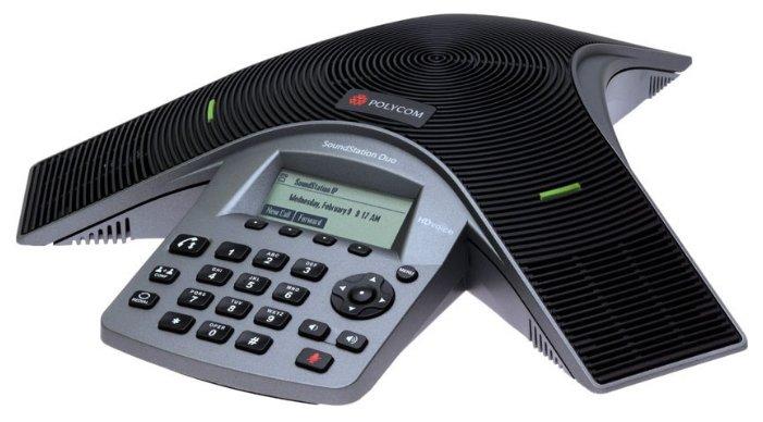 Polycom VoIP-телефон Polycom SoundStation Duo
