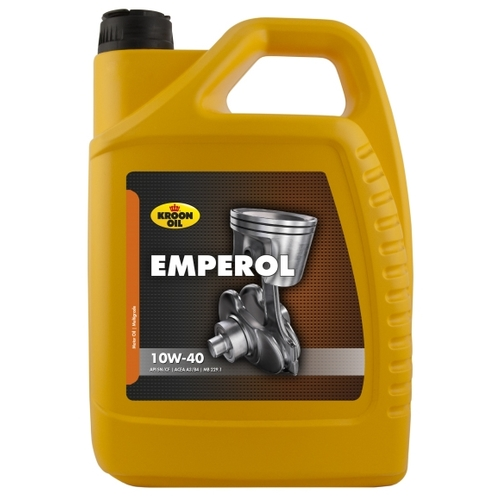 Моторное масло Kroon Oil Emperol 10W-40 7 л Моторные масла