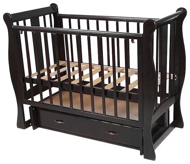 Кроватка Счастливый малыш Венеция