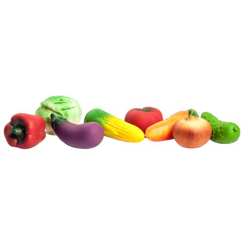 Набор продуктов ОГОНЁК Овощи С-799 разноцветный фото