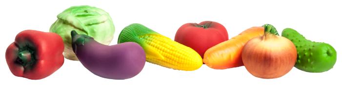 Набор продуктов ОГОНЁК Овощи С-799