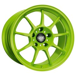 Колесные диски OZ Racing Alleggerita HLT 12x18/5x130 D71.56 ET68 Green