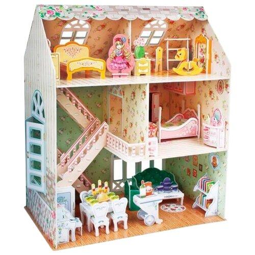 3D-пазл CubicFun Дом мечты (P645h), 160 дет.Пазлы<br>