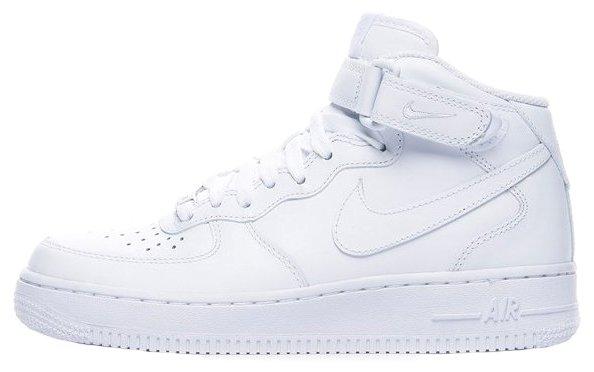 Женские кроссовки Nike Air Force 1 Mid 07 Black
