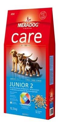 Корм для собак Meradog Care Junior 2