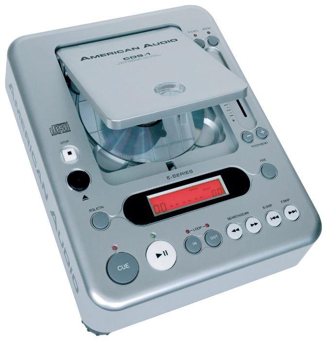 American Audio CDS-1