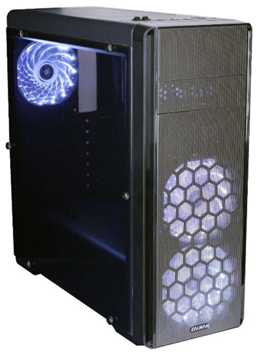 Zalman Компьютерный корпус Zalman N3 Black